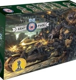 Corvus Belli Infinity Ariadna (#540): USAriadna Army Pack