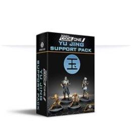 Corvus Belli Infinity Yu Jing (#824): Support Pack