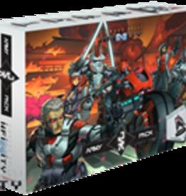 Corvus Belli Infinity Yu Jing: JSA Sectorial Army Pack