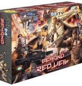 Corvus Belli Infinity: Beyond Red Veil Expansion Pack