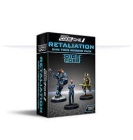 Corvus Belli Infinity: Dire Foes Mission Alpha: Retaliation