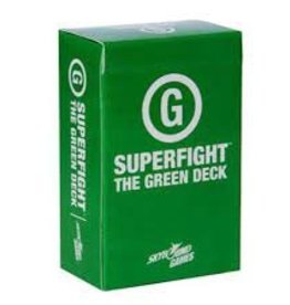 Superfight: The Green Deck (Family)