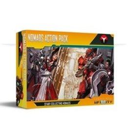 Corvus Belli Infinity: Nomads Action Pack
