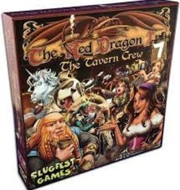 The Red Dragon Inn 7: The Tavern Crew