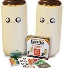 Throw Throw Burrito Extreme Outdoor Edition
