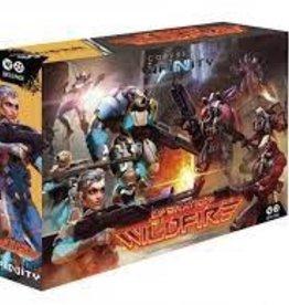 Corvus Belli Infinity: Operation Wildfire Battle Pack