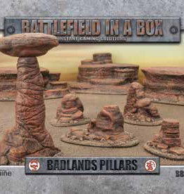 Battlefield in a Box Battlefield in a Box: Badlands- Pillars