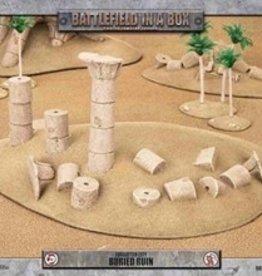 Battlefield in a Box Battlefield in a Box: Forgotten City- Buried Ruin