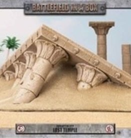 Battlefield in a Box Battlefield in a Box: Forgotten City- Lost Temple