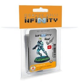 Corvus Belli Infinity NA2/Spiral Corps/Tohaa (#843): Hatail Spec-Ops