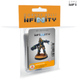Corvus Belli Infinity NA2 (#850): Monstruckers (Submachine Gun)