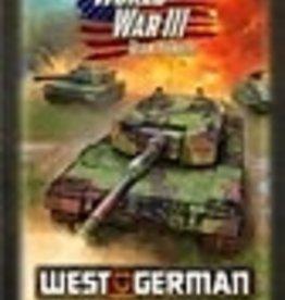 Battlefront Miniatures Team Yankee: West German: Gaming Set