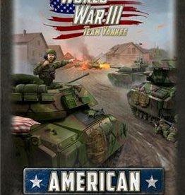 Battlefront Miniatures Team Yankee American: Gaming Set
