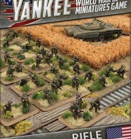 Battlefront Miniatures Team Yankee American: Rifle Platoon