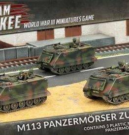 Battlefront Miniatures Team Yankee: German: M113 Panzermorser Zug