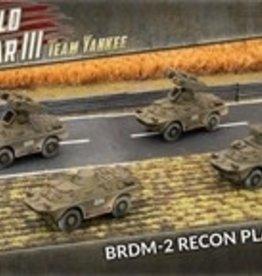 Battlefront Miniatures Team Yankee Soviet: BRDM Platoon