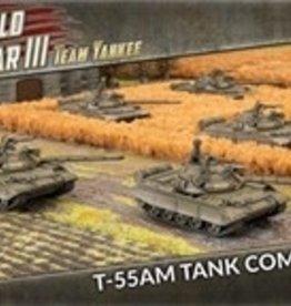 Battlefront Miniatures Team Yankee Soviet: T-55AM Tank Company