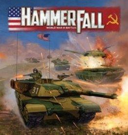 Battlefield in a Box Team Yankee American: Hammer Fall - World War 3 Battles