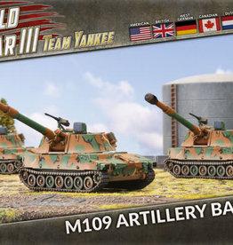 Battlefront Miniatures Team Yankee: M109 Field Artillery Battery