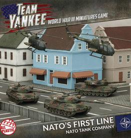 Battlefront Miniatures Team Yankee: NATO's First Line