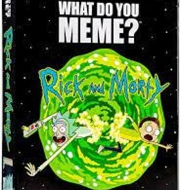 What Do You Meme? Rick and Morty Expansion Pack