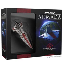 Fantasy Flight Games Star Wars: Armada: Venator-Class Star Destroyer