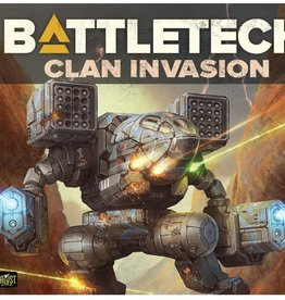 Catalyst Game Labs BattleTech Technical Readout: Clan Invasion