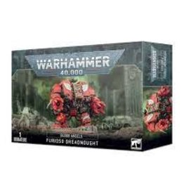 Games Workshop WarHammer 40,000: Blood Angels - Furioso Dreadnought