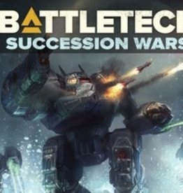 Catalyst Game Labs BattleTech: Technical Readout: Succession Wars
