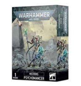 WarHammer Warhammer 40,000: Necrons - Psychomancer