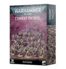 WarHammer Combat Patrol: Death Guard