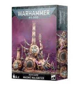 WarHammer Warhammer 40,000: Death Guard - Miasmic Malignifier