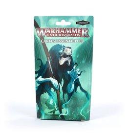 Games Workshop Warhammer Underworlds: Essential Cards Pack