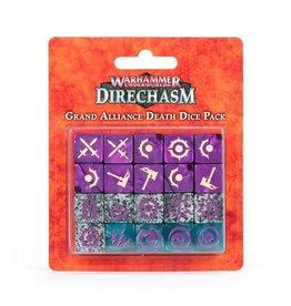 Games Workshop Warhammer Underworlds: Direchasm – Grand Alliance Death Dice Pack