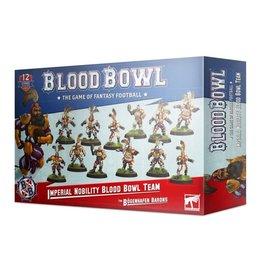 Games Workshop Blood Bowl: Imperial Nobility Blood Bowl Team: The Bögenhafen Barons