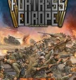 Battlefront Miniatures Flames of War: Fortress Europe Late-War Forces Book
