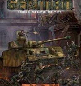 Battlefront Miniatures Flames of War: Bagration: German Forces on the Eastern Front, 1944 Book