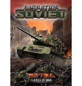 Battlefront Miniatures Flames of War: Bagration: Soviet Forces on the Eastern Front, 1944, Book