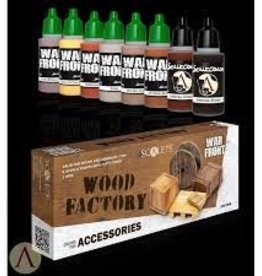 Scale75 Scale 75: Wood Factory - Colors for Accessories