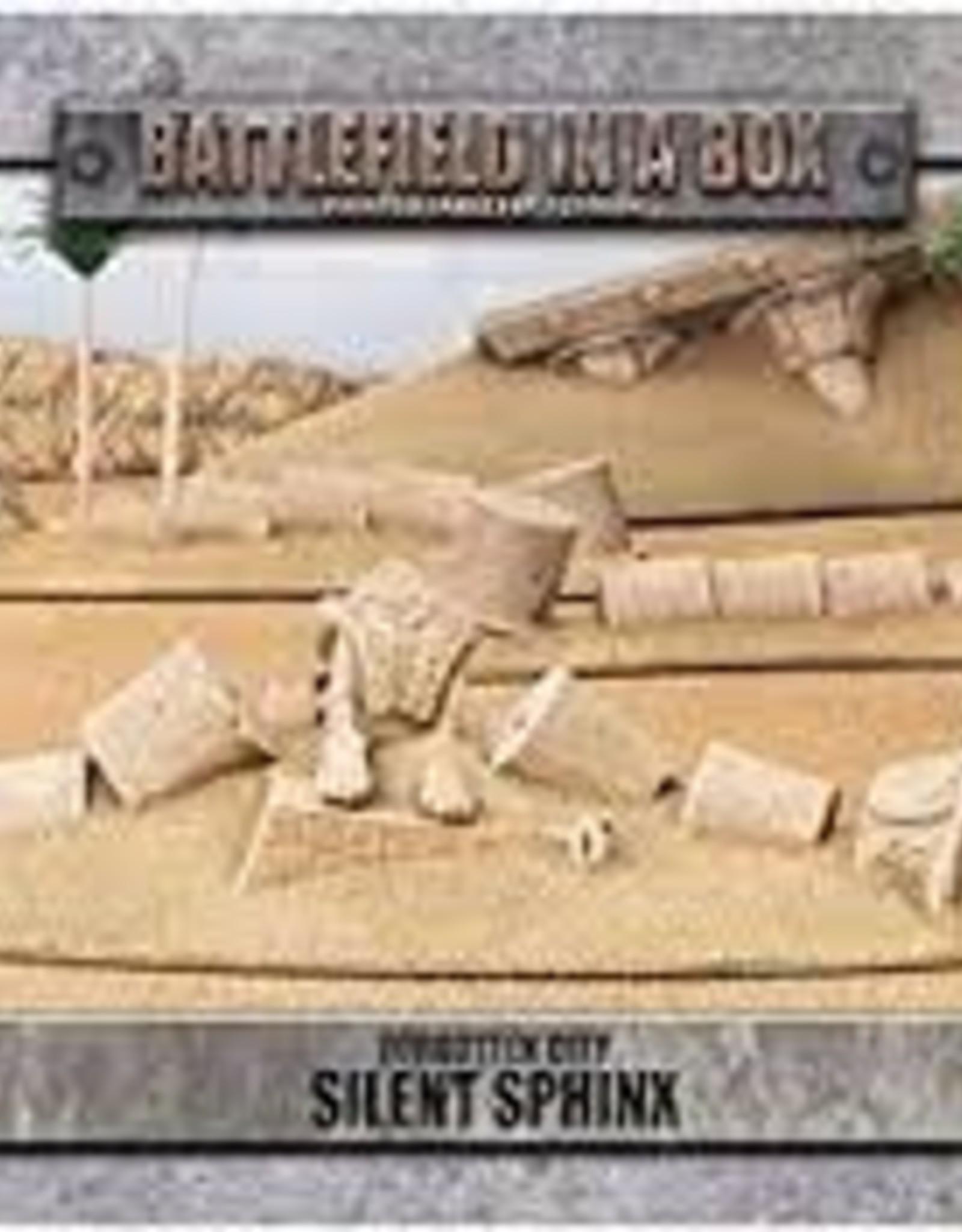 Battlefield in a Box: Forgotten City- Silent Sphinx