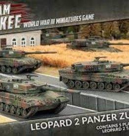 Team Yankee: German: Leopard 2 Panzer Zug