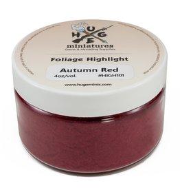 Huge Miniatures Huge Miniatures: Foliage Highlight - Autumn Red