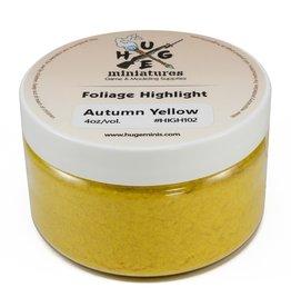 Huge Miniatures Huge Miniatures: Foliage Highlight - Autumn Yellow