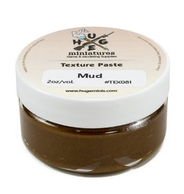 Huge Miniatures: Mud Texture Paste