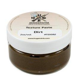Huge Miniatures: Dirt Texture Paste