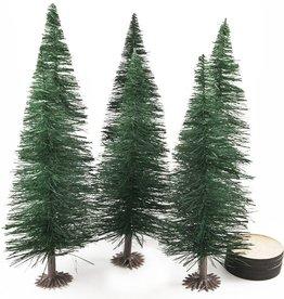 Huge Miniatures Huge Miniatures: Evergreen Tree Substructures