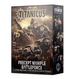 Games Workshop Precept Maniple Battleforce