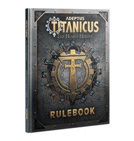 Games Workshop Adeptus Titanicus: The Horus Heresy – Rulebook