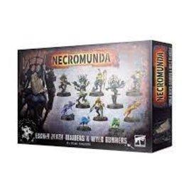 Games Workshop Necromunda: Escher Death-maidens and Wyld Runners