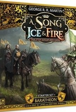 CMON A Song of Ice & Fire: Baratheon - Starter Set
